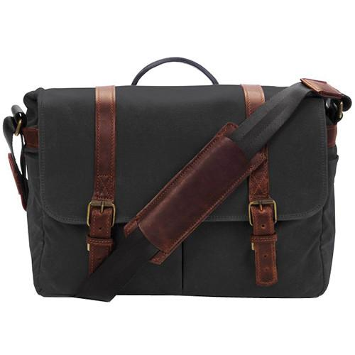 ONA Brixton Camera/Laptop Messenger Bag ONA5-013BL
