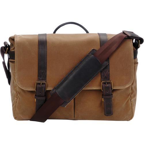 ONA Brixton Camera/Laptop Messenger Bag ONA5-013RT