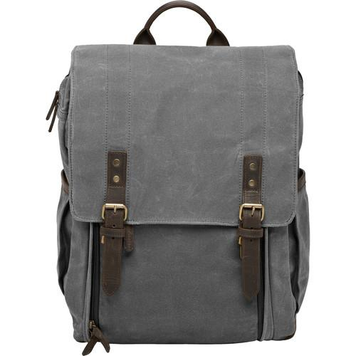 ONA  The Camps Bay Backpack (Smoke) ONA5-008GR