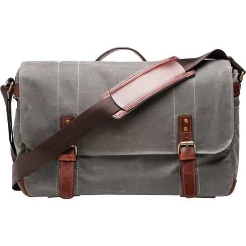 ONA  Union Street Messenger Bag ONA5-003GR