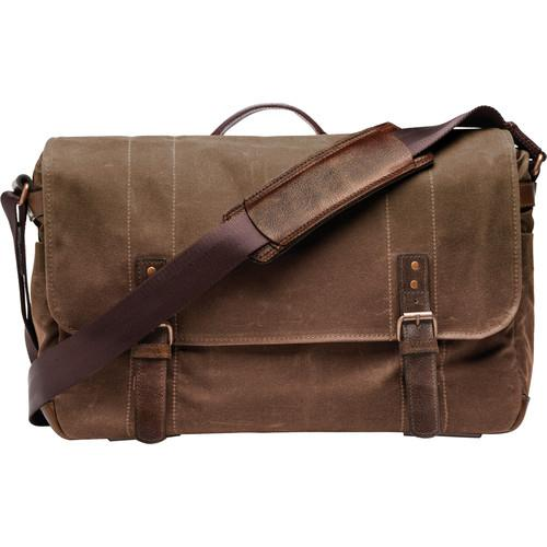 ONA  Union Street Messenger Bag ONA5-003RT