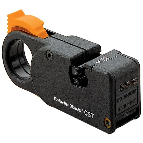 Paladin Tools CST Cassette Cable Stripper (Orange) PA1247