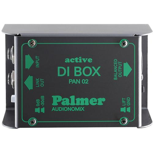 Palmer  PAN 02 Active DI Box PAN02