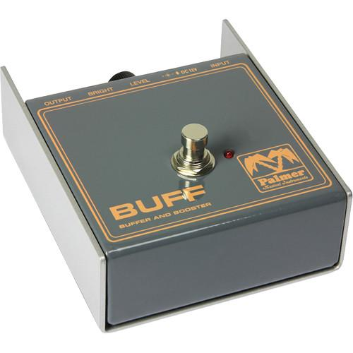 Palmer PEBUFF Buffer and Booster - Preamp for Electric PEBUFF