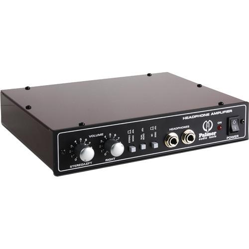 Palmer PHDA02 Reference Class Headphone Amplifier PHDA02