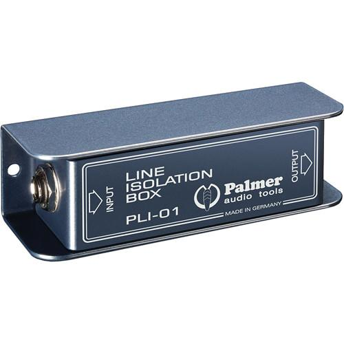 Palmer PLI01 Line Isolation Box (1 Channel) PLI01