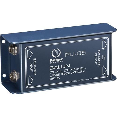 Palmer PLI05 Line Isolation Box (2 Channels) PLI05