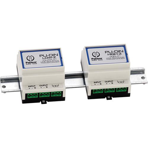 Palmer PLIDINHIGH Input Dual Channel Line Isolator PLIDINHIGH