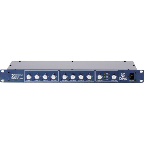 Palmer PRMS82 Merger (8 Inputs, 2 Outputs) PRMS82
