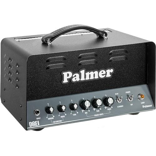 Palmer  Triple Single Ended Amplifier PDREI