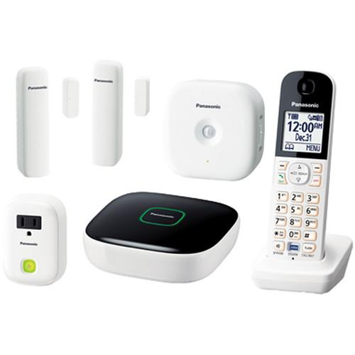 Panasonic DIY Home Monitoring and Control Kit KX-HN6003W