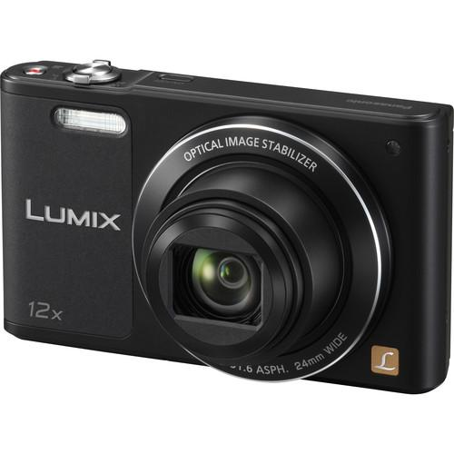 Panasonic Lumix DMC-SZ10 Digital Camera Deluxe Kit