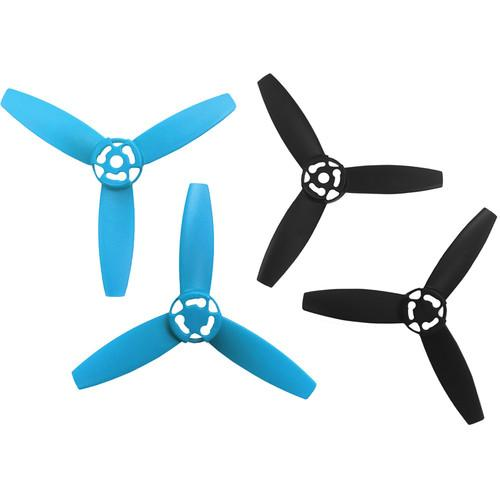 Parrot Propellers for BeBop Drone (4-Pack, Blue) PF070105