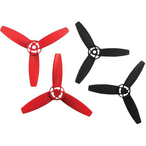 Parrot Propellers for BeBop Drone (4-Pack, Red) PF070078