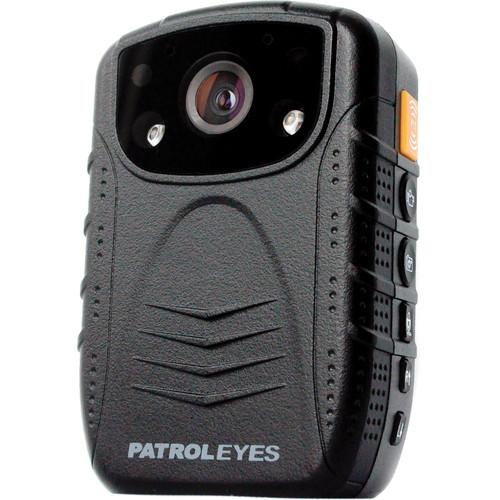 PatrolEyes HD Police Body Camera (16GB Pre-Installed)