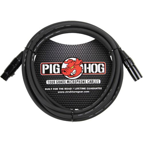 Pig Hog  Pig Hog 8mm Mic Cable (15') PHM15