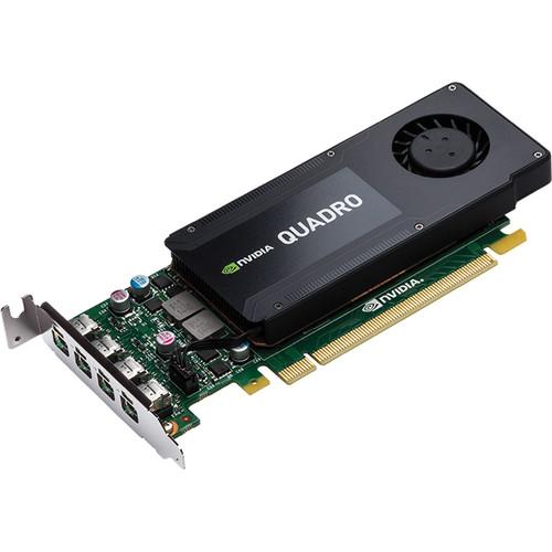 PNY Technologies Quadro K1200 Graphics Card VCQK1200DP-PB