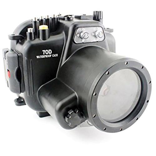 Polaroid Underwater Housing for Canon EOS 70D and PLWPC70D
