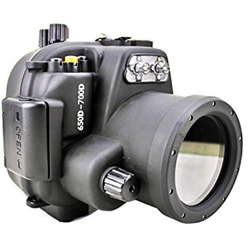 Polaroid Underwater Housing for Canon EOS Rebel T4i or PLWPCT5I