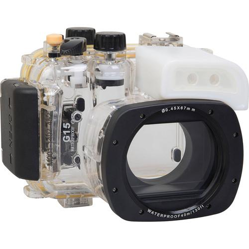 Polaroid Underwater Housing for Canon PowerShot G15 PLWPCG15