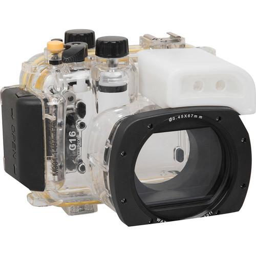 Polaroid Underwater Housing for Canon PowerShot G16 PLWPCG16