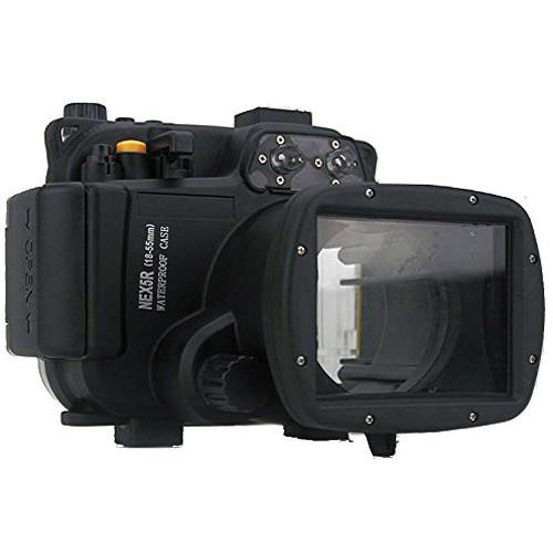 Polaroid Underwater Housing for Sony Alpha NEX-5R PLWPCNEX5R1855