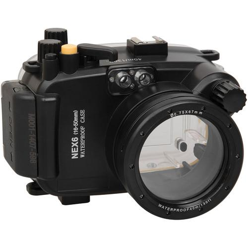 Polaroid Underwater Housing for Sony Alpha NEX-6 PLWPCNEX61650