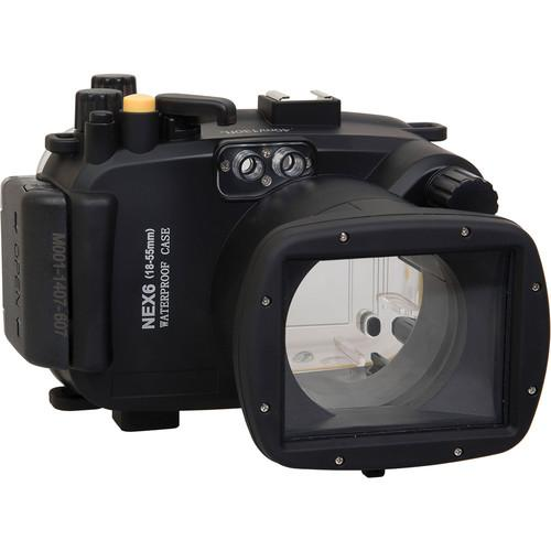 Polaroid Underwater Housing for Sony Alpha NEX-6 PLWPCNEX61855