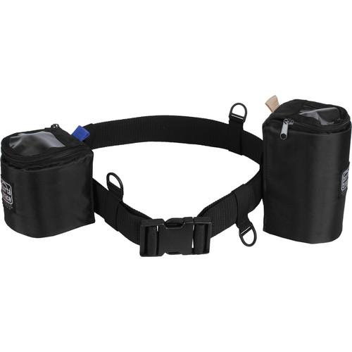 Porta Brace Waist Belt with 2 Lens Cups (Black) BP-LB47