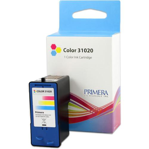 Primera 31020 Standard-Yield Color Ink Cartridge 31020