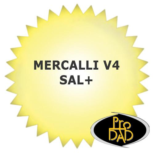 proDAD Mercalli V4 SAL   -Standalone Video MERCALLI V4 SAL