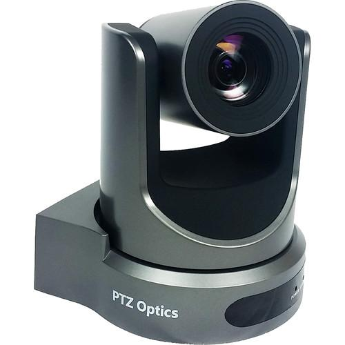 PTZOptics 20x-USB Video Conferencing Camera (Gray) PT20X-USB-GY