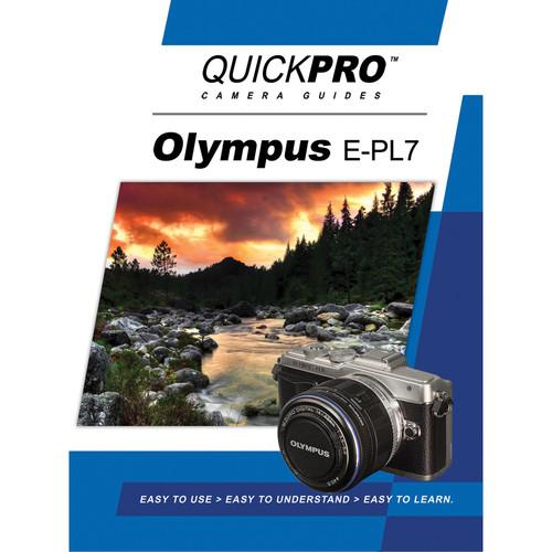 QuickPro DVD: Olympus E-PL7 Instructional Camera Guide 5175