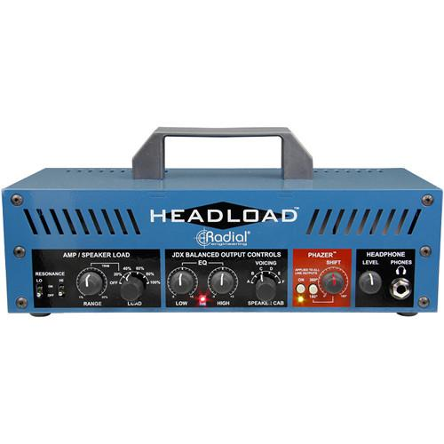 Radial Engineering Headload Guitar Amp Load Box R800 7056