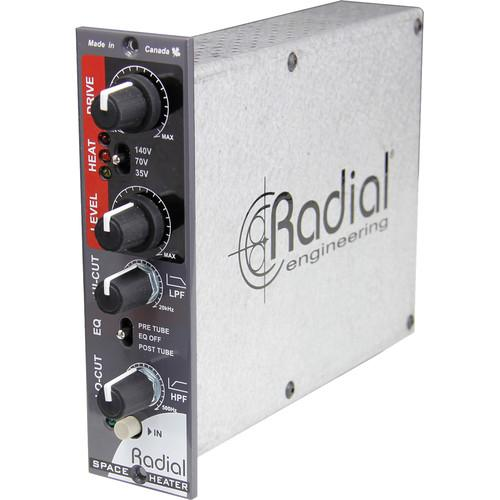 Radial Engineering Space Heater 500 - Tube Overdrive R700 0152