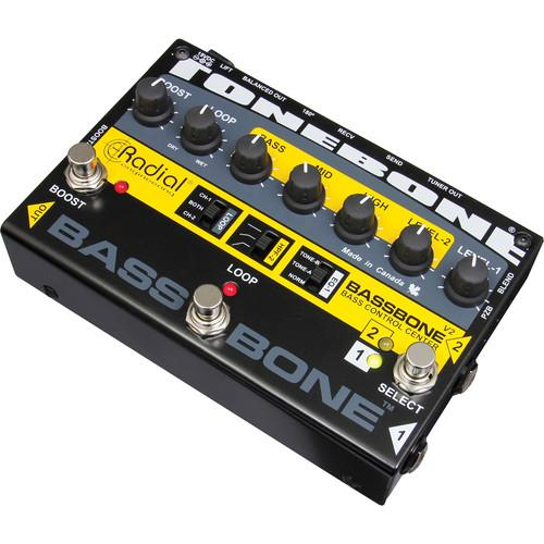Radial Engineering Tonebone Bassbone V2 Bass Preamp R800 7071