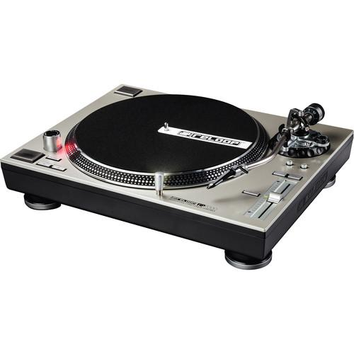 Reloop RP-7000 Direct-Drive High-Torque Turntable RP-7000-SLV