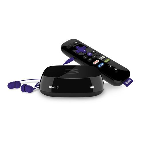Roku  Roku 3 Streaming Player (2015 Model) 4230R
