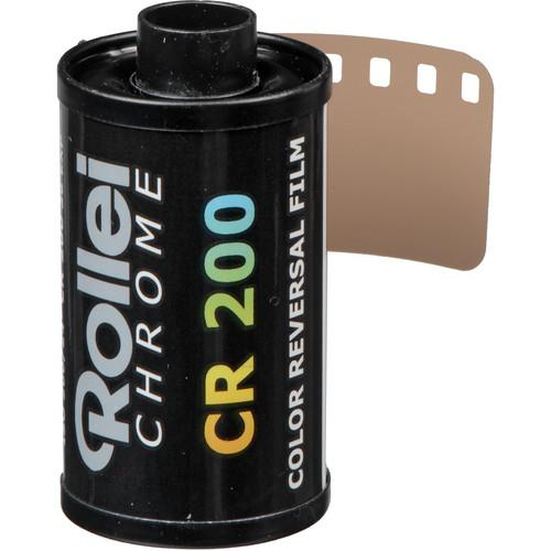 Rollei Digibase CR 200 PRO Color Transparency Film 812306