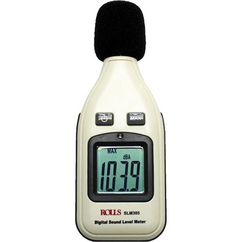 Rolls  SLM305 Digital Sound Level Meter SLM305