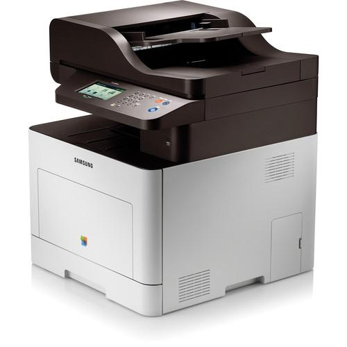 Samsung CLP-6260FW Color All-in-One Laser Printer CLX-6260FW/XAA