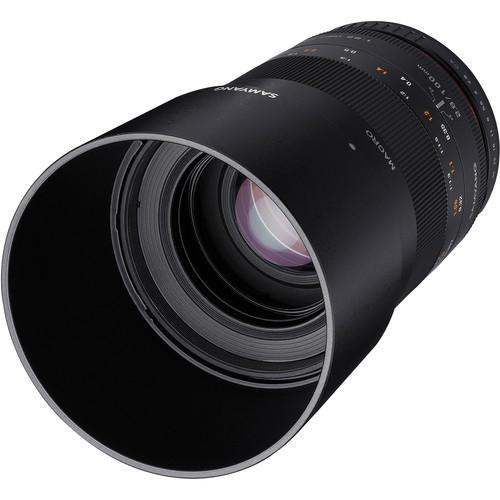 Samyang 100mm T3.1 VDSLRII Cine Lens for Micro Four SYDS100M-MFT
