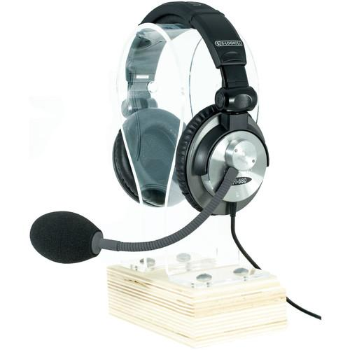 Schoeps HSC 4XP Integrated Headset with Ultrasone 680 HSC 4VXP