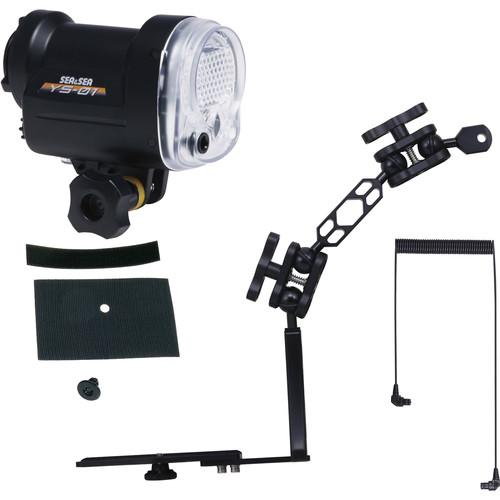 Sea & Sea YS-01 Strobe Lighting Package with Sea Arm 8 SS-70046
