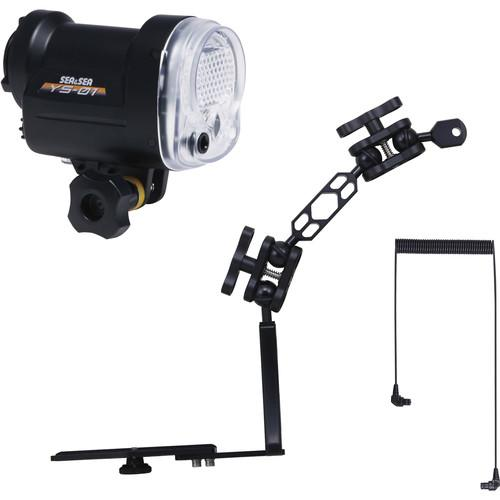 Sea & Sea YS-01 Strobe Lighting Package with Sea Arm 8 SS-70047