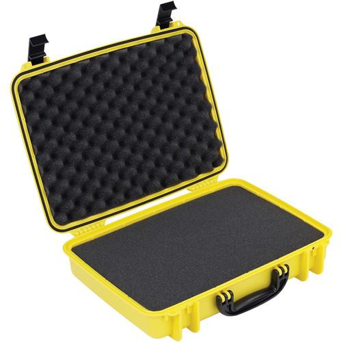 Seahorse SE-710 Hurricane Series Case with Foam SEPC-710FYL