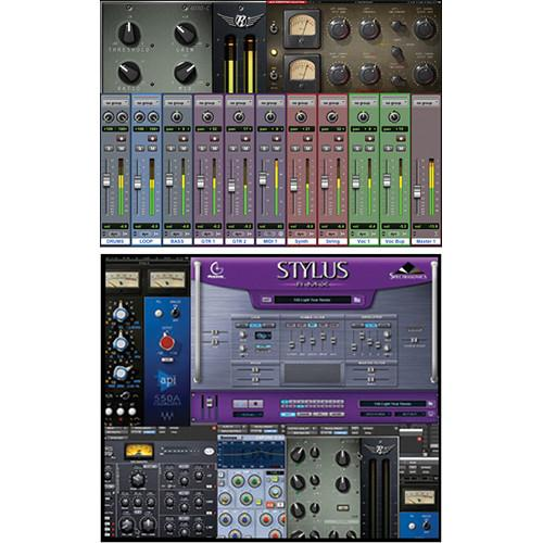 Secrets Of The Pros Pro Tools Bundle (Download) PT-BUNDLE