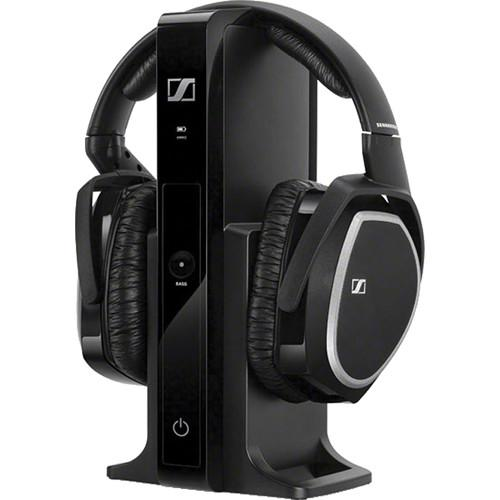 Sennheiser RS 165 Digital Wireless Headphone System 505562