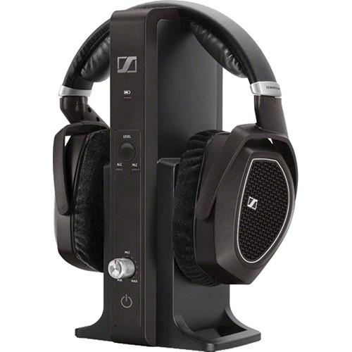 Sennheiser RS 185 Digital Wireless Headphone System 505564