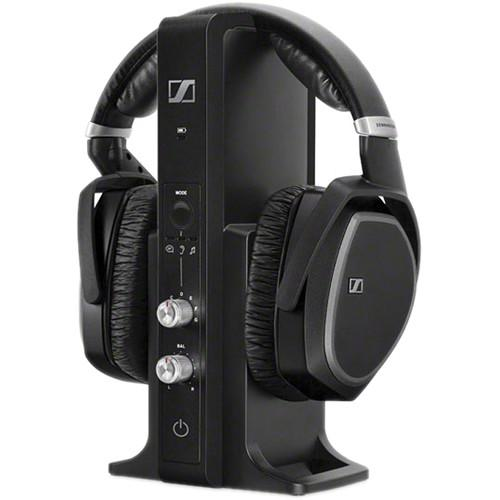 Sennheiser RS 195 Digital Wireless Headphone System 505565